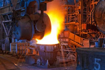 Steel Making Industry