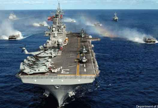 Marine and Defence Industry