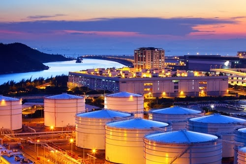 Oil, Gas Process Industries